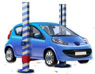 Planxisteria i reparació d'automòbils a Vilafranca del Penedès
